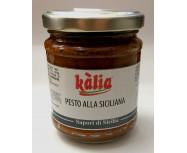 Pesto siciliano 180 gr