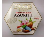 Confetti snob lieto evento gusti e colori assortiti
