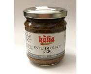 Pate' di olive nere 180 gr