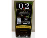 Olio extra vergine d'oliva lt 5