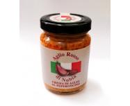 Crema di aglio rosso al peperoncino 90g