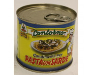 Condimento pasta con sarde 240 gr