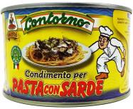Condimento per pasta con sarde 410 gr